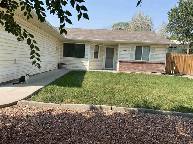 471 Cougar Run Court, Clifton, CO 81520 (MLS #20214808) :: Lifestyle Living Real Estate