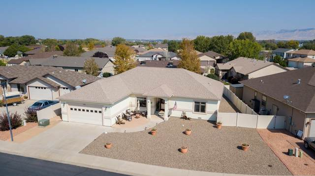 2980 Comanche Court, Grand Junction, CO 81503 (MLS #20214815) :: Lifestyle Living Real Estate