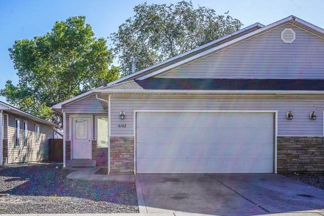 414 Broken Arrow Drive B, Grand Junction, CO 81504 (MLS #20214827) :: The Kimbrough Team | RE/MAX 4000