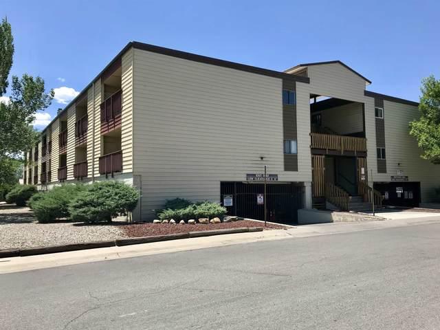 125 Franklin Avenue #205, Grand Junction, CO 81505 (MLS #20214844) :: CENTURY 21 CapRock Real Estate