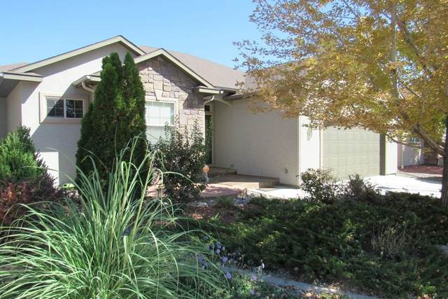 2955 Four Leaf Circle, Grand Junction, CO 81504 (MLS #20214851) :: The Kimbrough Team | RE/MAX 4000