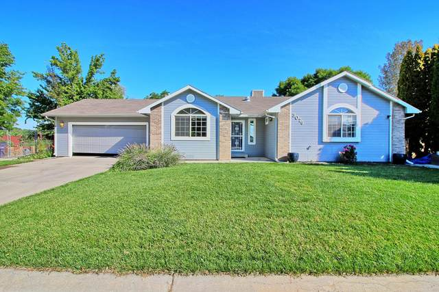 3076 Bookcliff Avenue, Grand Junction, CO 81504 (MLS #20214865) :: The Joe Reed Team