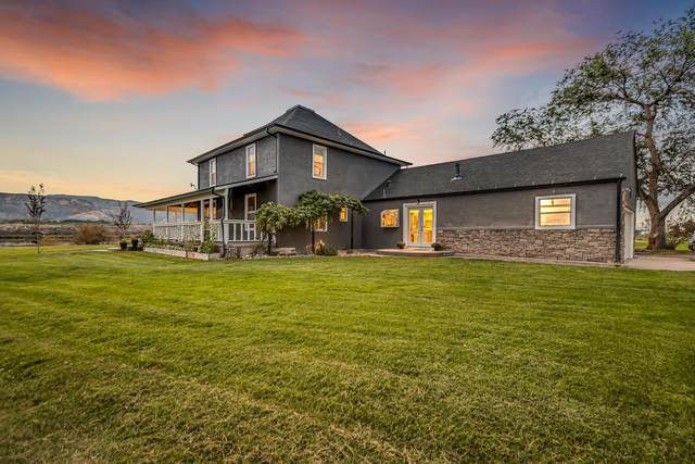 2123 River Road, Grand Junction, CO 81505 (MLS #20214873) :: The Kimbrough Team | RE/MAX 4000