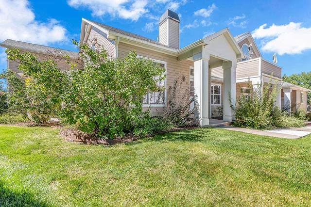 709 Glen Court #20, Grand Junction, CO 81506 (MLS #20214887) :: The Kimbrough Team   RE/MAX 4000