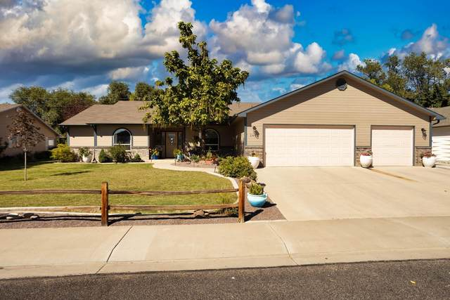 2468 Roaring Fork Drive, Grand Junction, CO 81505 (MLS #20214896) :: The Kimbrough Team   RE/MAX 4000