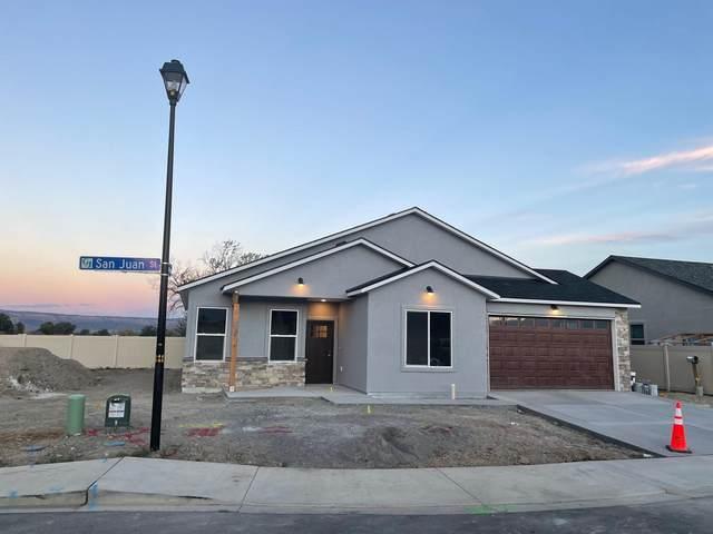 427 San Juan Street, Grand Junction, CO 81504 (MLS #20214918) :: Lifestyle Living Real Estate