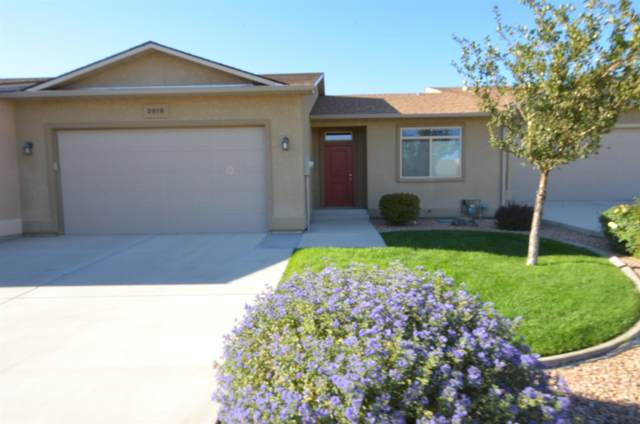 2818 Toltec Court, Grand Junction, CO 81504 (MLS #20214925) :: The Grand Junction Group with Keller Williams Colorado West LLC