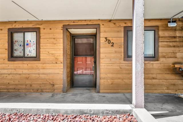 125 Franklin Avenue #302, Grand Junction, CO 81505 (MLS #20214933) :: CENTURY 21 CapRock Real Estate