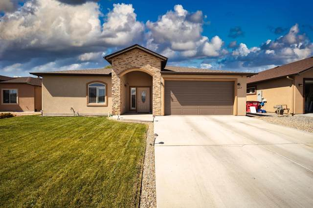457 Arenosa Street, Grand Junction, CO 81504 (MLS #20214935) :: The Kimbrough Team | RE/MAX 4000