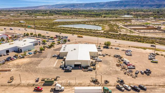 2154 Highway 6&50, Grand Junction, CO 81505 (MLS #20214937) :: The Kimbrough Team | RE/MAX 4000