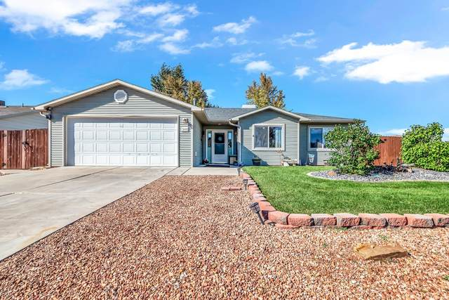 3148 W Eider Court, Grand Junction, CO 81504 (MLS #20214939) :: The Kimbrough Team | RE/MAX 4000