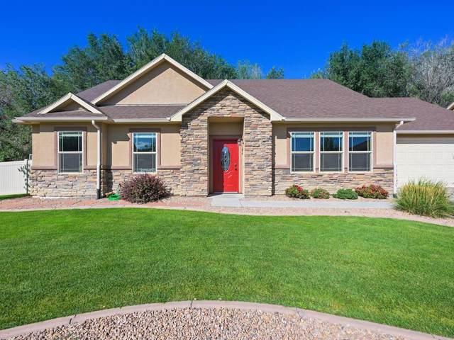639 Allegheny Drive, Grand Junction, CO 81504 (MLS #20214945) :: The Joe Reed Team