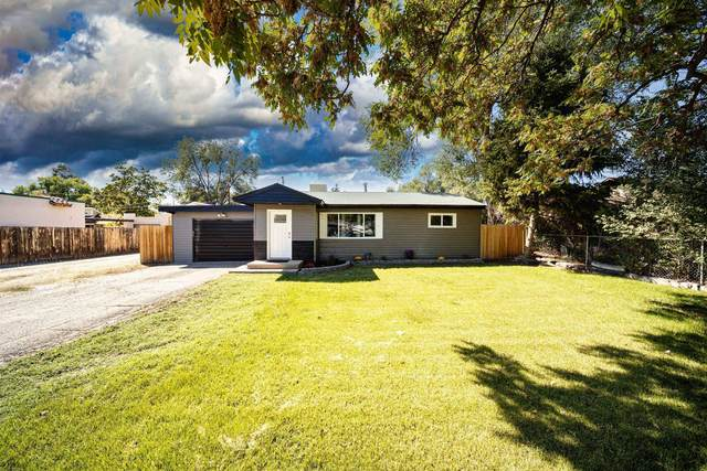 2045 N 15th Street, Grand Junction, CO 81501 (MLS #20214951) :: Lifestyle Living Real Estate