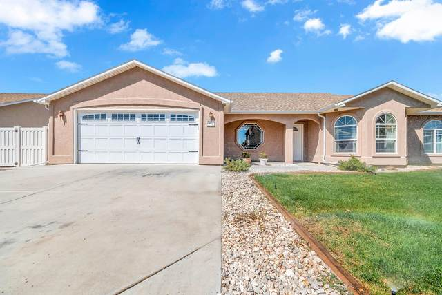 2874 Fall Creek Drive, Grand Junction, CO 81503 (MLS #20214954) :: Lifestyle Living Real Estate