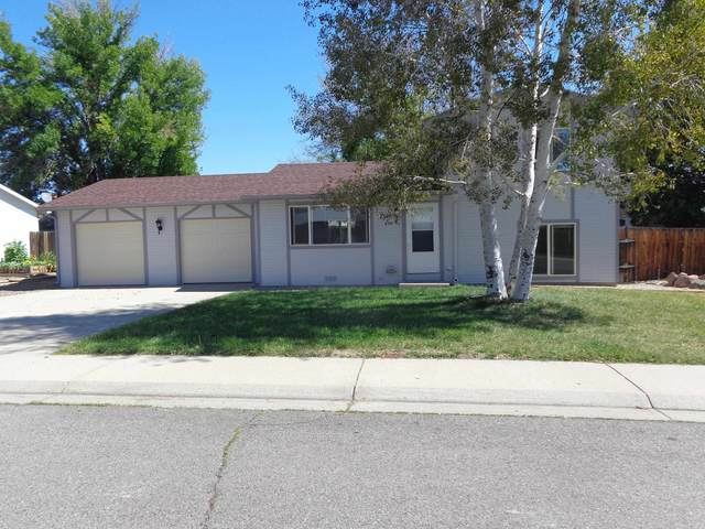678 Ladore Street, Grand Junction, CO 81504 (MLS #20214965) :: Michelle Ritter