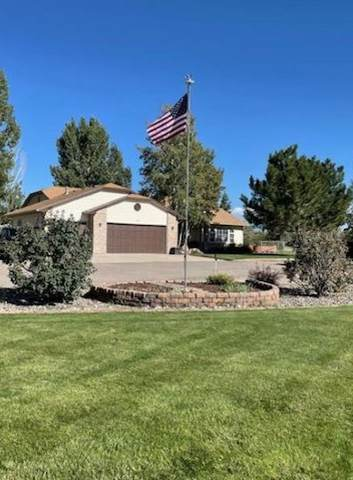 1226 Signal Rock Road, Grand Junction, CO 81505 (MLS #20214982) :: The Kimbrough Team | RE/MAX 4000