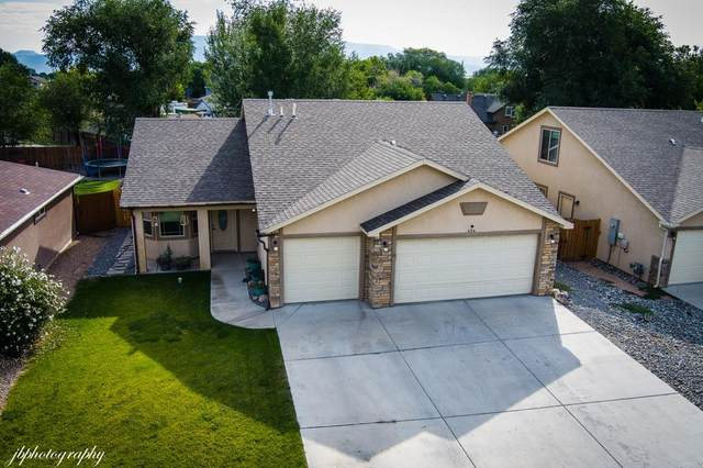 454 Davis Road, Grand Junction, CO 81504 (MLS #20214991) :: The Kimbrough Team | RE/MAX 4000