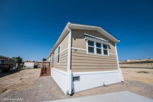 67250 Locust Road #49, Montrose, CO 81401 (MLS #20214993) :: Lifestyle Living Real Estate