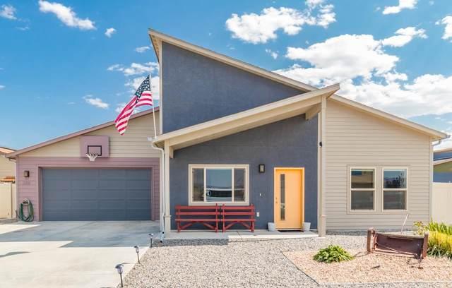 388 Blue River Drive, Grand Junction, CO 81504 (MLS #20215000) :: Western Slope Real Estate