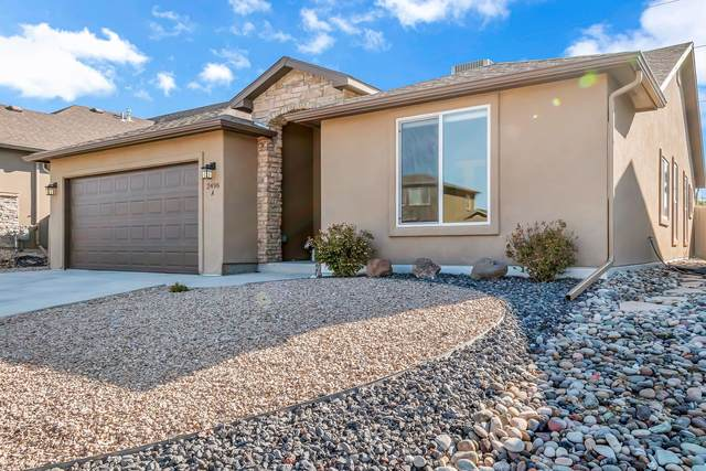 2496 Apex Avenue A, Grand Junction, CO 81505 (MLS #20215013) :: The Kimbrough Team   RE/MAX 4000