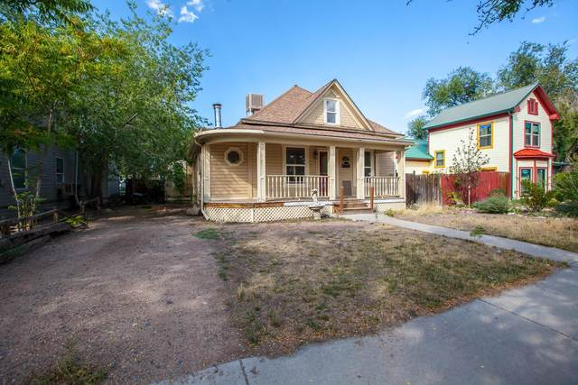 954 White Avenue, Grand Junction, CO 81501 (MLS #20215016) :: The Kimbrough Team | RE/MAX 4000