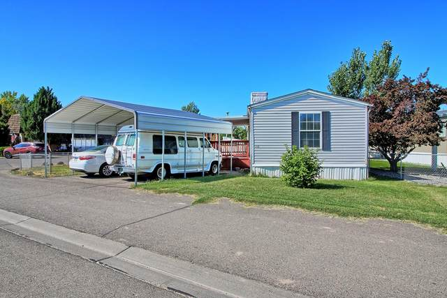 585 25 1/2 Road #154, Grand Junction, CO 81505 (MLS #20215019) :: The Kimbrough Team | RE/MAX 4000