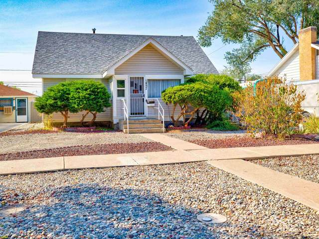 1457 Main Street, Grand Junction, CO 81501 (MLS #20215025) :: The Kimbrough Team | RE/MAX 4000
