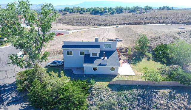 2423 Hidden Valley Drive, Grand Junction, CO 81503 (MLS #20215043) :: Lifestyle Living Real Estate