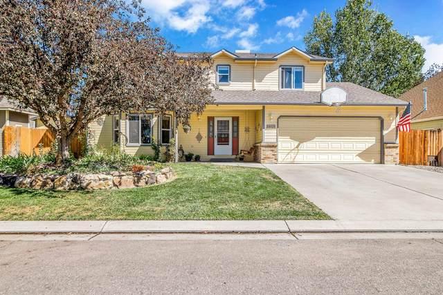 612 Stan Drive, Grand Junction, CO 81504 (MLS #20215048) :: The Joe Reed Team