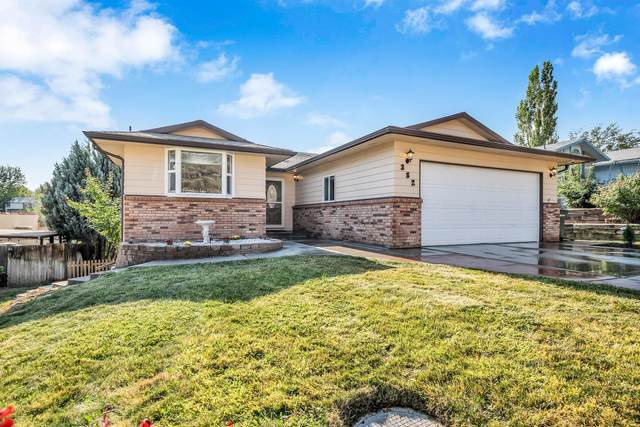 382 Hill View Drive, Grand Junction, CO 81507 (MLS #20215053) :: Michelle Ritter