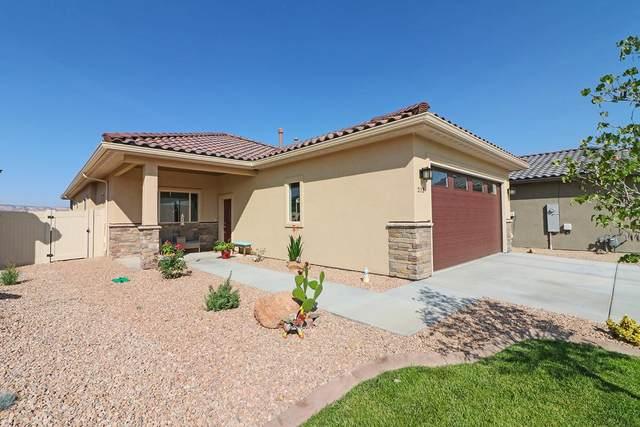 213 Dry Mesa Drive, Grand Junction, CO 81503 (MLS #20215056) :: The Joe Reed Team