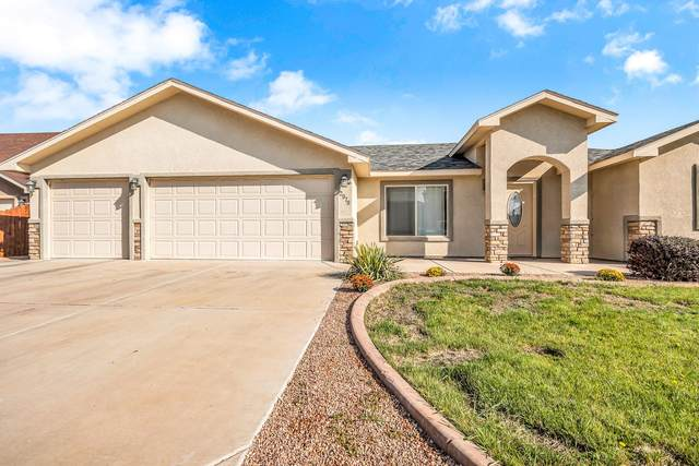 2978 Fenwick Lane, Grand Junction, CO 81504 (MLS #20215077) :: The Kimbrough Team | RE/MAX 4000