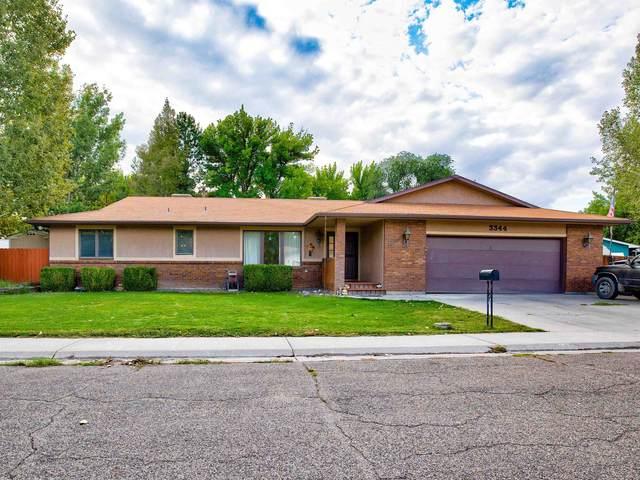 3344 Northridge Drive, Grand Junction, CO 81506 (MLS #20215079) :: The Joe Reed Team