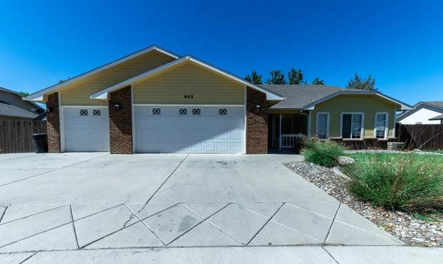 643 Gold Leaf Court, Grand Junction, CO 81505 (MLS #20215084) :: The Joe Reed Team