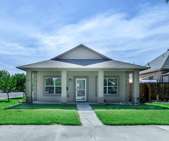 1163 Rood Avenue, Grand Junction, CO 81501 (MLS #20215086) :: The Kimbrough Team | RE/MAX 4000
