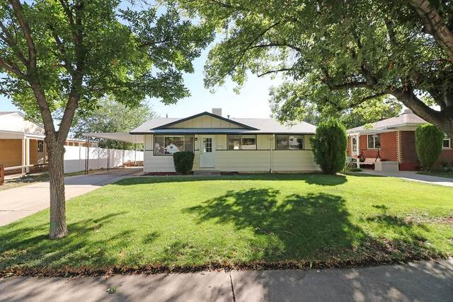 1934 N 22nd Street, Grand Junction, CO 81501 (MLS #20215088) :: The Kimbrough Team | RE/MAX 4000