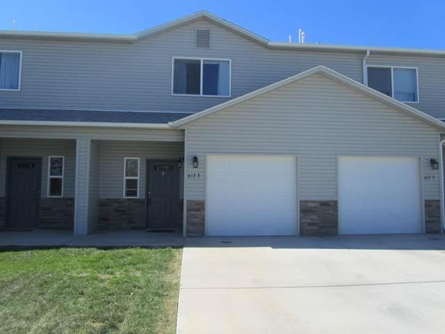 613 Zenith Lane F, Grand Junction, CO 81505 (MLS #20215094) :: The Joe Reed Team