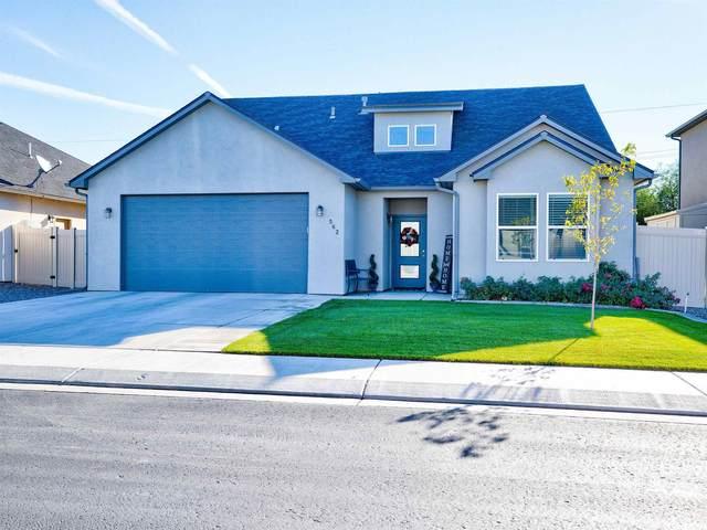 562 Red Cedar Way, Grand Junction, CO 81504 (MLS #20215097) :: The Joe Reed Team