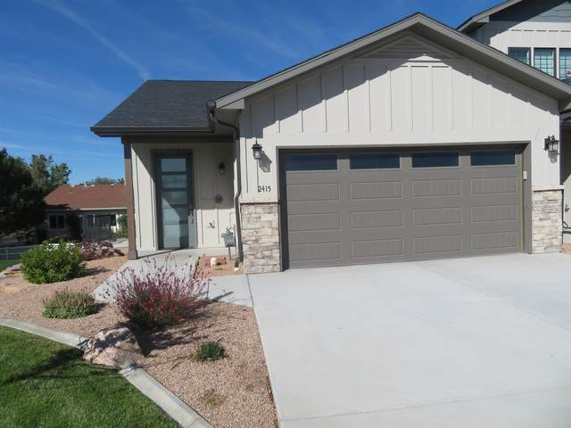 2415 Brickyard Court, Grand Junction, CO 81501 (MLS #20215100) :: The Kimbrough Team | RE/MAX 4000