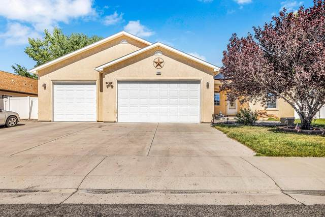 2860 Fenel Avenue, Grand Junction, CO 81501 (MLS #20215102) :: The Kimbrough Team | RE/MAX 4000