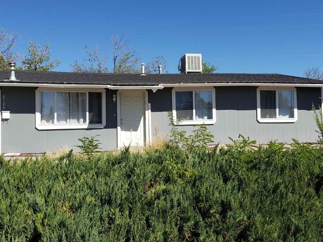 2124 Manor Avenue, Grand Junction, CO 81501 (MLS #20215103) :: The Kimbrough Team | RE/MAX 4000