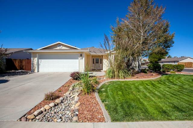 3148 1/2 Sharptail Street, Grand Junction, CO 81504 (MLS #20215107) :: Lifestyle Living Real Estate