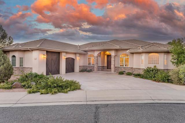 2372 Claystone Court, Grand Junction, CO 81507 (MLS #20215126) :: The Danny Kuta Team