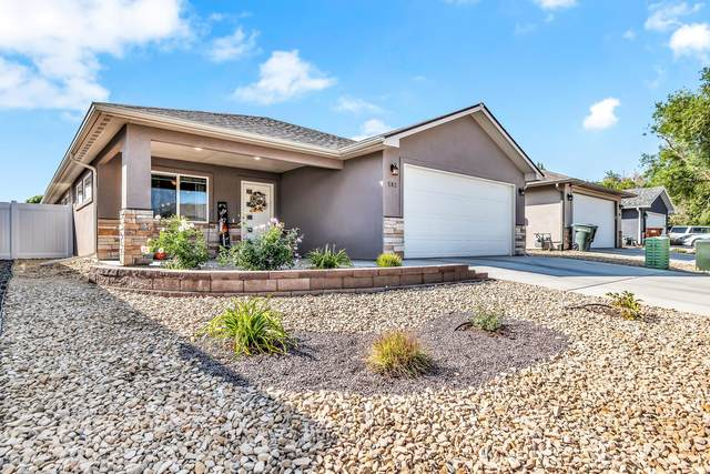 583 Redwing Lane, Grand Junction, CO 81504 (MLS #20215140) :: The Christi Reece Group