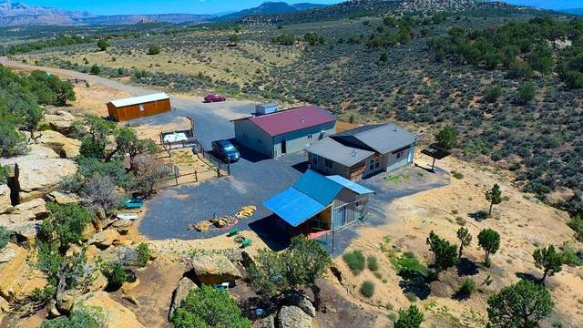 4330 Horse Canyon Road, De Beque, CO 81630 (MLS #20215142) :: The Grand Junction Group with Keller Williams Colorado West LLC