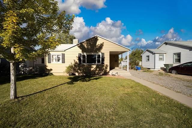 439 N 16th Street, Grand Junction, CO 81501 (MLS #20215144) :: Michelle Ritter
