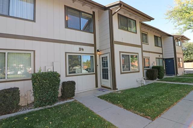 555 28 1/2 Road #24, Grand Junction, CO 81501 (MLS #20215145) :: Michelle Ritter