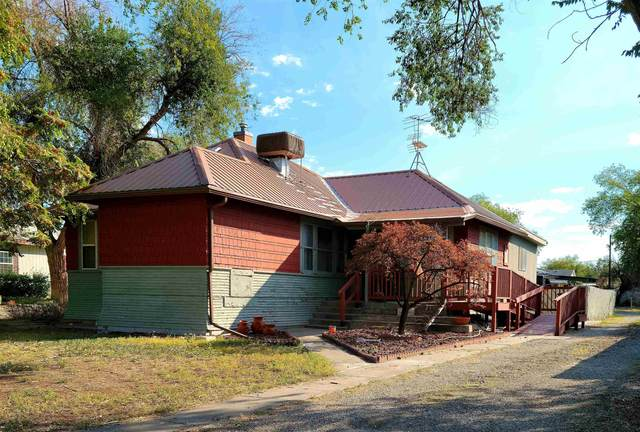 518 28 1/4 Road, Grand Junction, CO 81501 (MLS #20215150) :: The Christi Reece Group