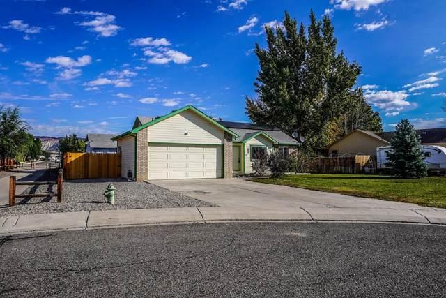 509 Arrowleaf Drive, Clifton, CO 81520 (MLS #20215152) :: Michelle Ritter