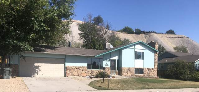 2520 Bookcliff Avenue, Grand Junction, CO 81501 (MLS #20215167) :: The Christi Reece Group